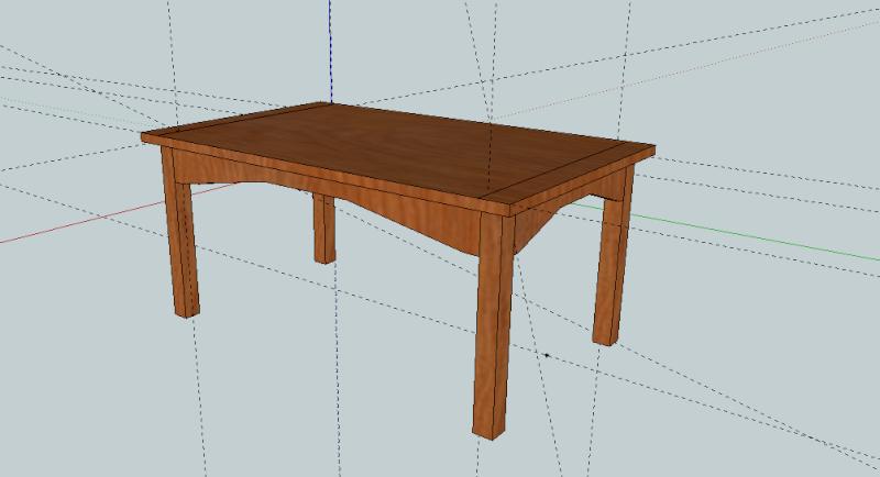 [REALISATION] Table de salle à manger (de A à Z) Image_10