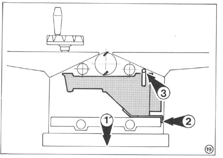 Capteurs d'aspiration Kity K5 K5_cap10