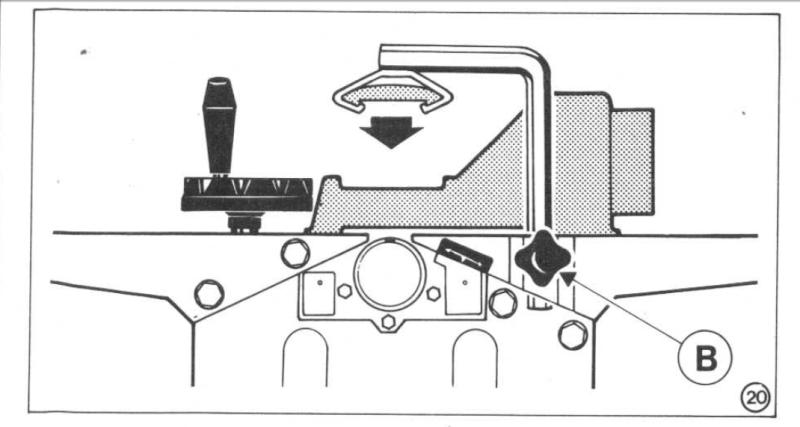 Capteurs d'aspiration Kity K5 K5_cap11