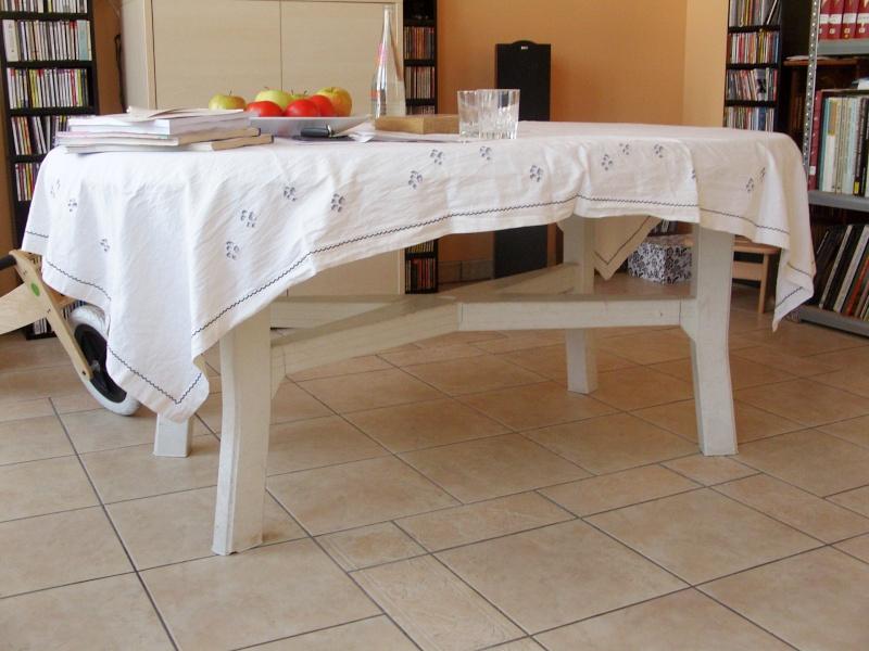 Realisation Table De Salle A Manger De A A Z
