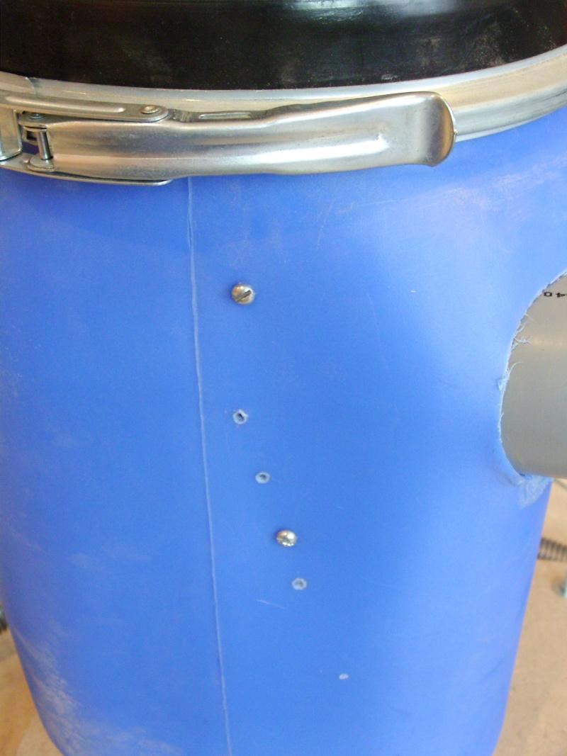 Aspirateur collecteur bidon/cyclone Snb16931