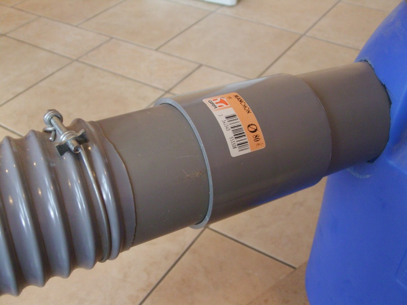 Aspirateur collecteur bidon/cyclone Snb16932