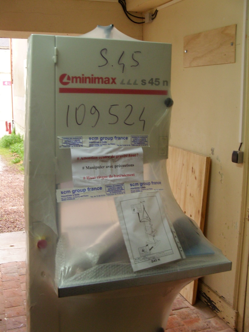 SAR Minimax s45n de chez HMDiffusion, la grande déception ! Snb19214