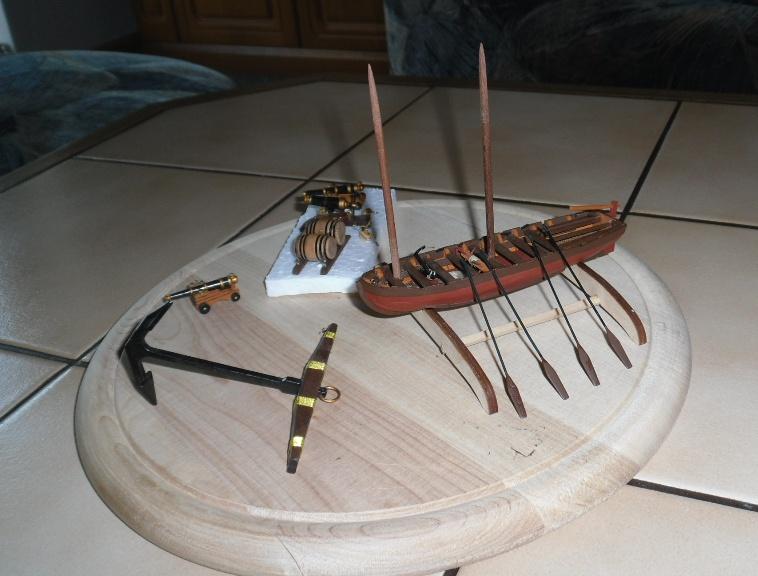 Kai's Version der HMS Victory Beiboo11