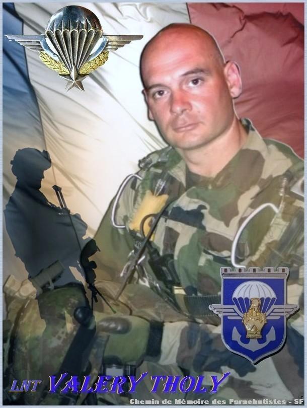 THOLY Valery Lieutenant 17e RGP - 17e Regiment de Génie Parachutiste   17e_rg10