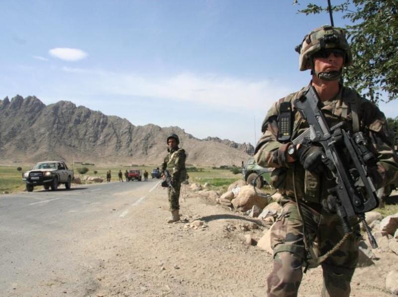 Pamiers. Le 1er RCP prépare la transition avec les Afghans 1er_rc12