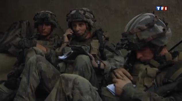 THOLY Valery Lieutenant 17e RGP - 17e Regiment de Génie Parachutiste   1er_rc13