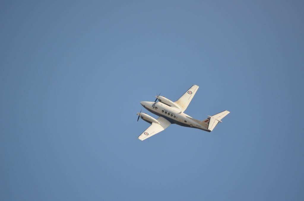 The Duxford Air show. Beech-10
