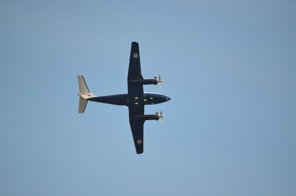 The Duxford Air show. Beech-13