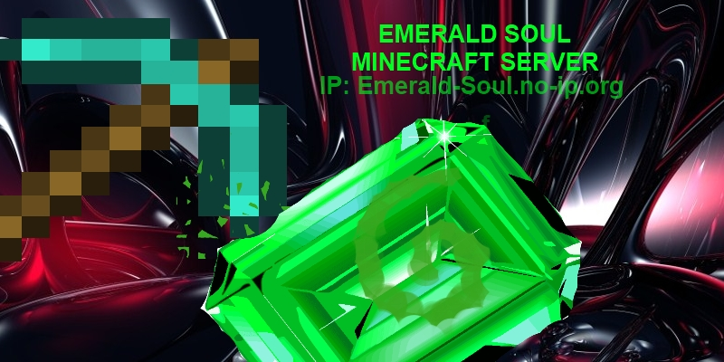 Emerald Soul Minecraft Server