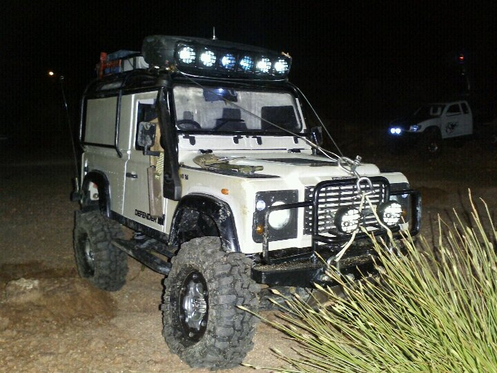 Land Rover Defender D90 photos and details only (picture intensive!) 28244811
