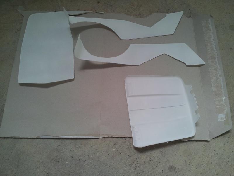 build - Boolean21's Axial Wraith build - Updates: New Paint scheme - Captain America's Axial Wraith 2011-124
