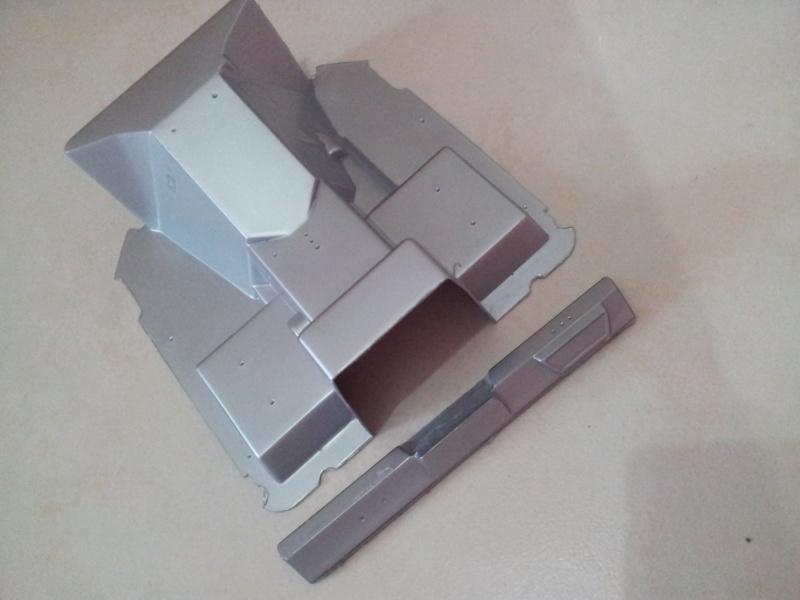 build - Boolean21's Axial Wraith build - Updates: New Paint scheme - Captain America's Axial Wraith 2011-125