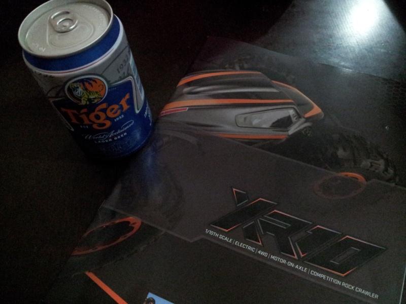 build - Boolean21's Axial XR10 build thread 2012-022