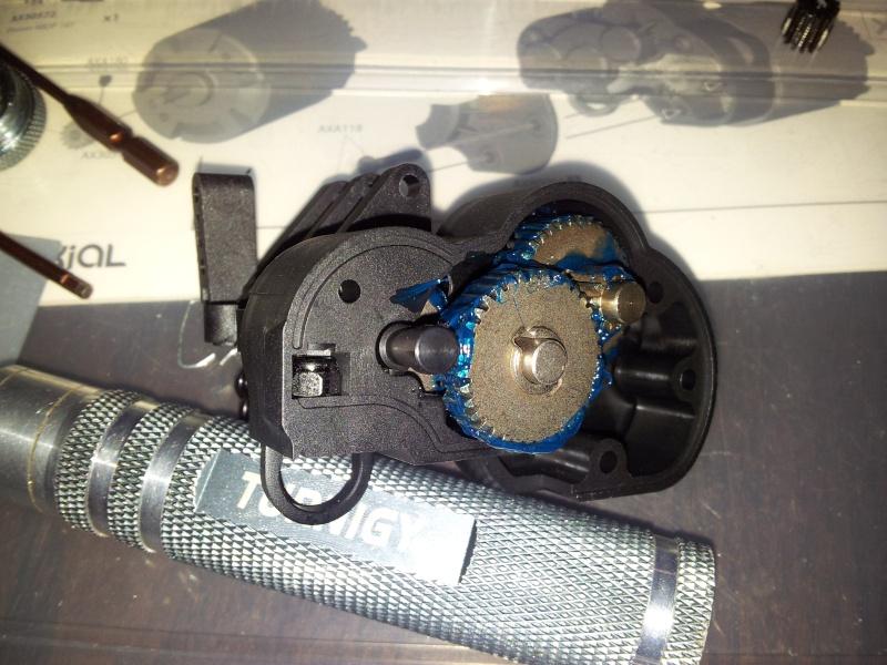 build - Boolean21's Axial XR10 build thread 2012-023