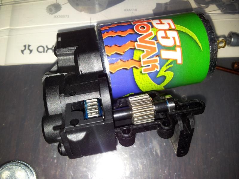 build - Boolean21's Axial XR10 build thread 2012-024