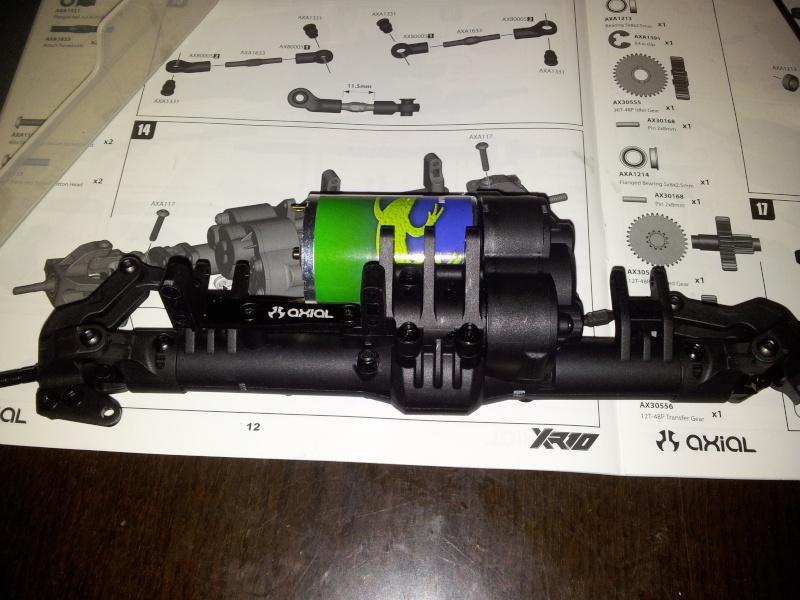 build - Boolean21's Axial XR10 build thread 2012-025