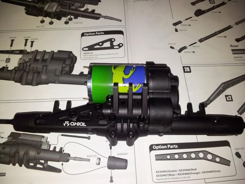 build - Boolean21's Axial XR10 build thread 2012-026