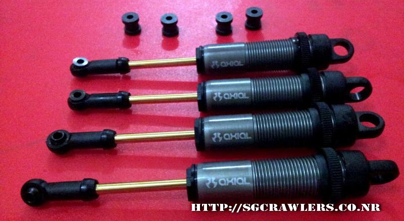 build - Boolean21's Axial XR10 build thread 2012-032