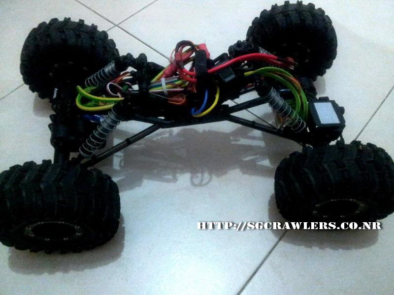 build - Boolean21's Axial XR10 build thread 2012-038