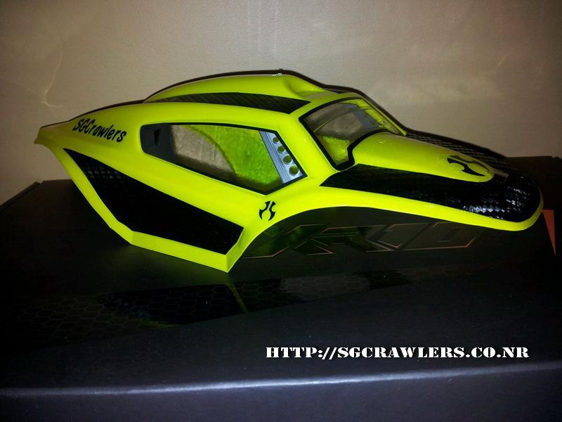 build - Boolean21's Axial XR10 build thread 2012-045