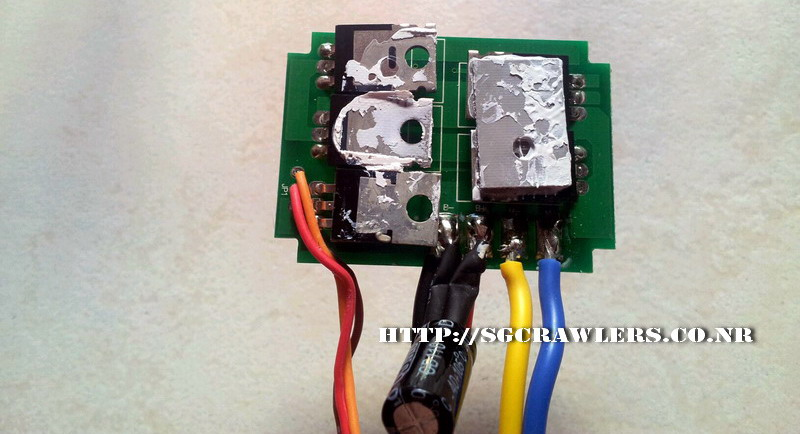 R2hobbies Waterproof ESC Trial and Review 2012-084