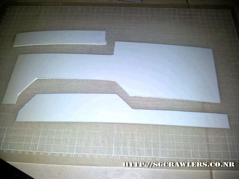 build - Boolean21's 1/10 M923 - 5 ton truck - Newbie try to scratch build a truck body... :D 2012-215