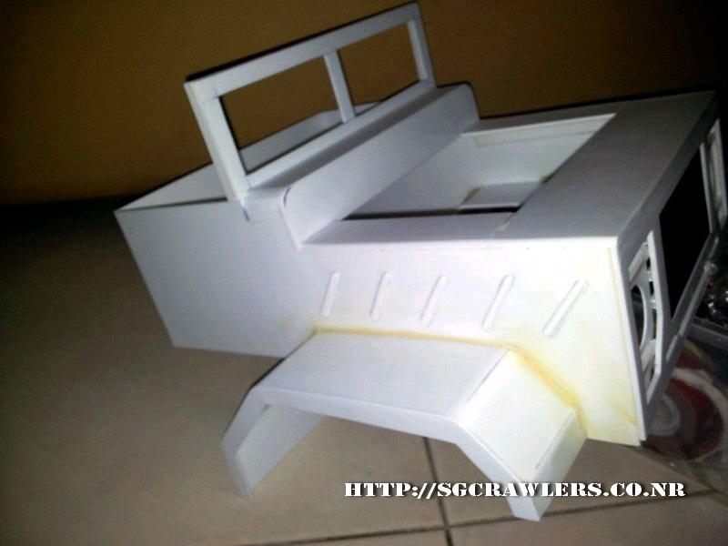 build - Boolean21's 1/10 M923 - 5 ton truck - Newbie try to scratch build a truck body... :D 2012-269