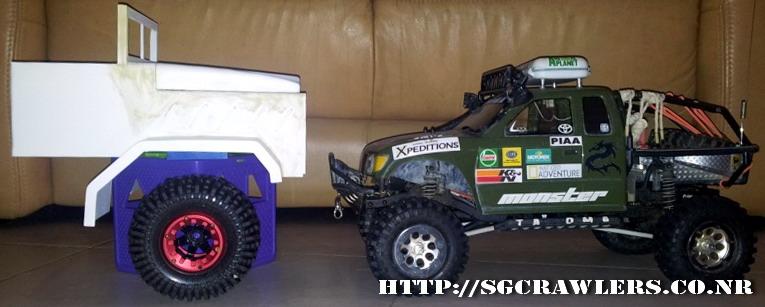 build - Boolean21's 1/10 M923 - 5 ton truck - Newbie try to scratch build a truck body... :D 2012-290