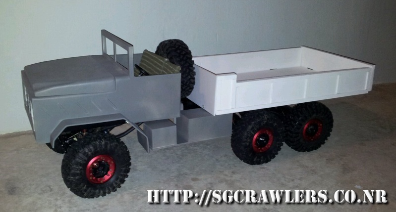 build - Boolean21's 1/10 M923 - 5 ton truck - Newbie try to scratch build a truck body... :D - Page 4 2012-439