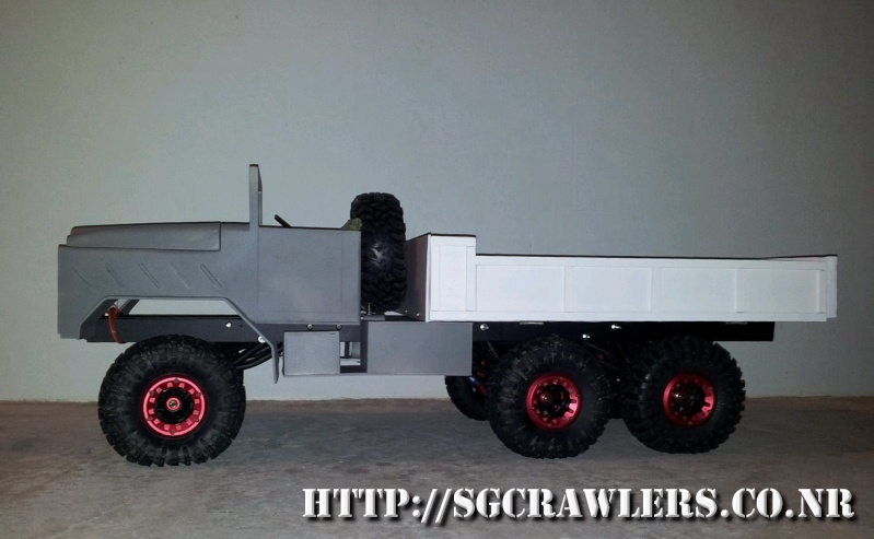 build - Boolean21's 1/10 M923 - 5 ton truck - Newbie try to scratch build a truck body... :D - Page 4 2012-440