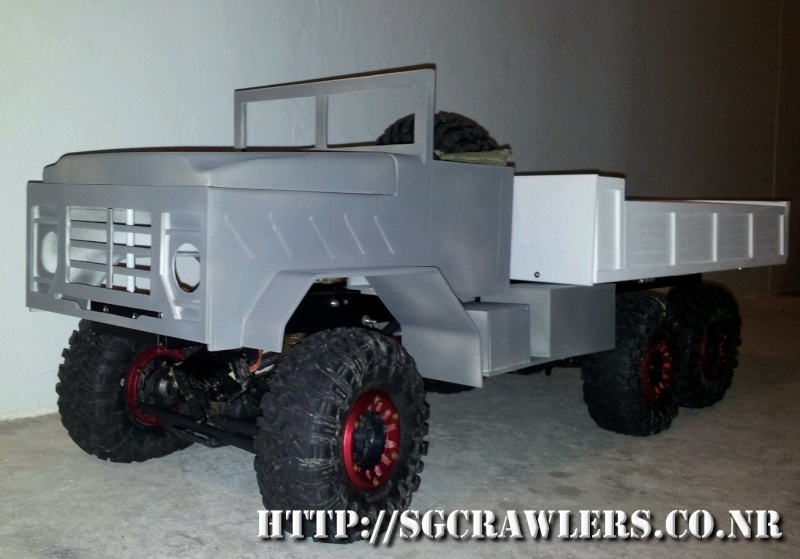 build - Boolean21's 1/10 M923 - 5 ton truck - Newbie try to scratch build a truck body... :D - Page 4 2012-444