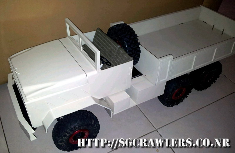 build - Boolean21's 1/10 M923 - 5 ton truck - Newbie try to scratch build a truck body... :D - Page 5 2012-478