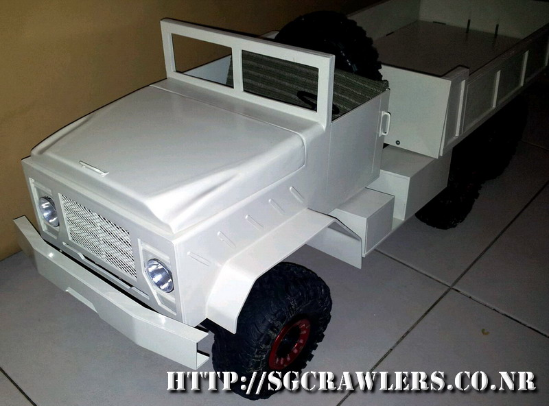 build - Boolean21's 1/10 M923 - 5 ton truck - Newbie try to scratch build a truck body... :D - Page 5 2012-481