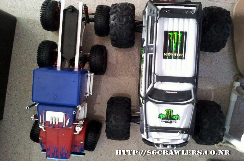 Teck's Venom Creeper 6x6 - Optimus Prime Truck! Img-2078