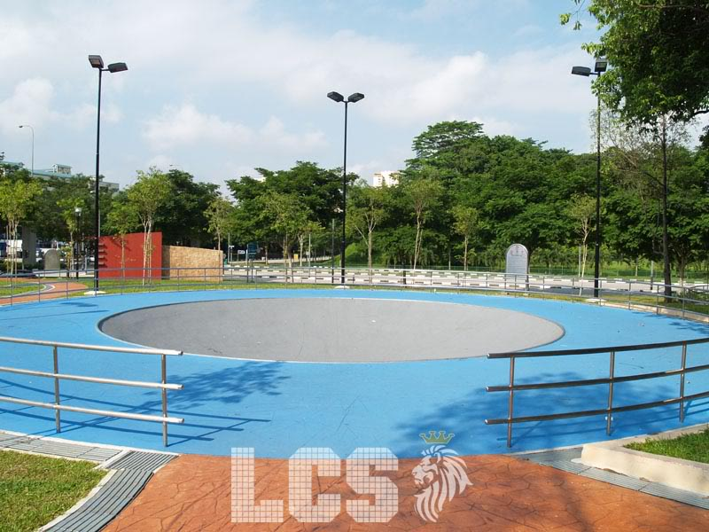 "Skate Parks Location (For bashing? Jumping? Doing crazy stuffs"" :D ) Lcsbis14"