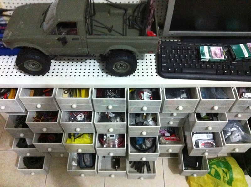 SGCrawlers Workshops - Post photos of your RC Workshop / RC Garage Liew_p11