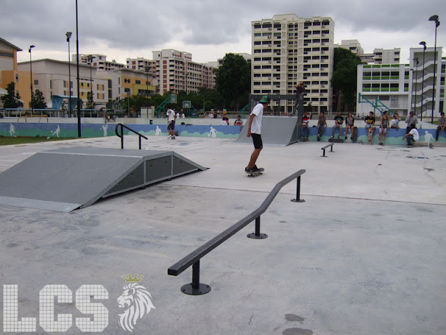 "Skate Parks Location (For bashing? Jumping? Doing crazy stuffs"" :D ) Woodla10"
