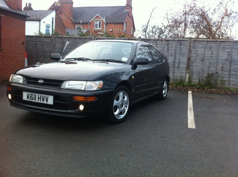 1993 Corolla FX GT 1.6 20 Valve 4A-GE (UK) Img_0213
