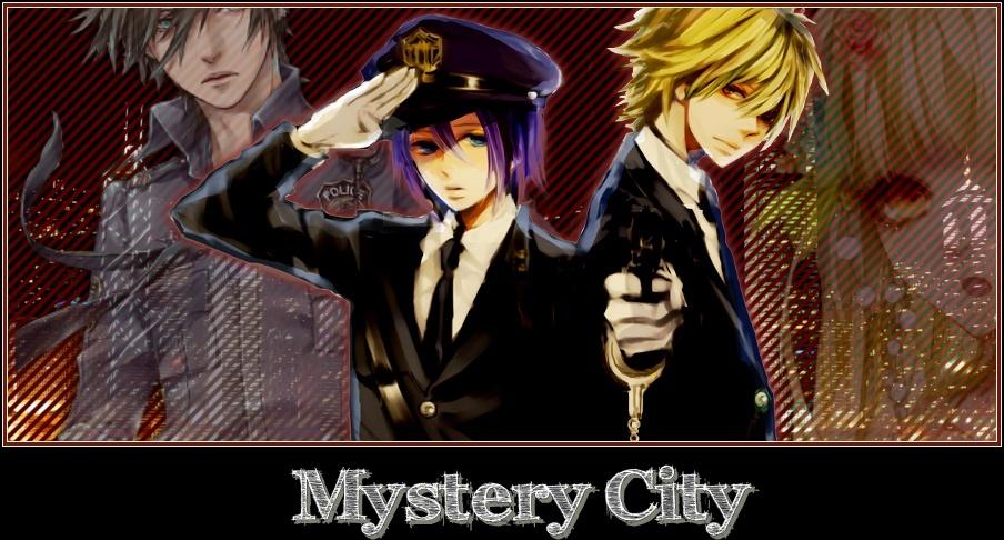 Mystery city Vali310