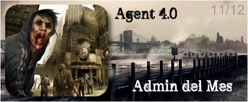 The Enjoy the Silence Awards: DICIEMBRE Agent10