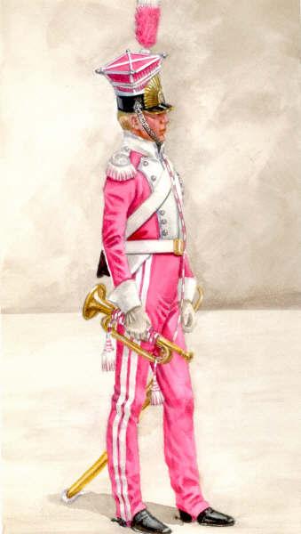 Trompette des Lanciers de Berg 9010
