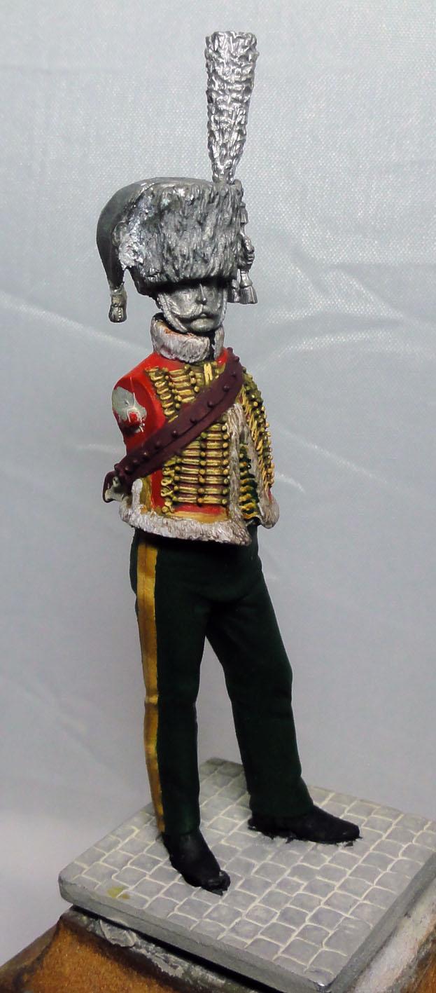 Officiers chasseurs Vieille Garde Dsc00818