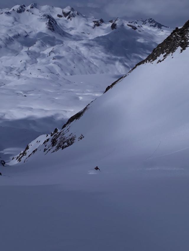 Val Formazza : ski plaisir à l'Italienne... 20190312