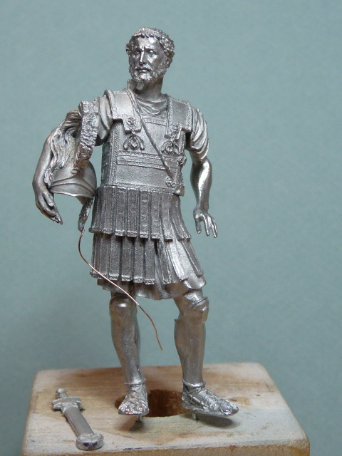 Philippe II de Macédoine FINI P1030310