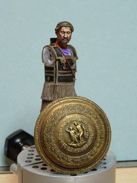 Philippe II de Macédoine FINI P1030314