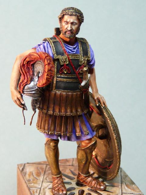 Philippe II de Macédoine FINI P1030320