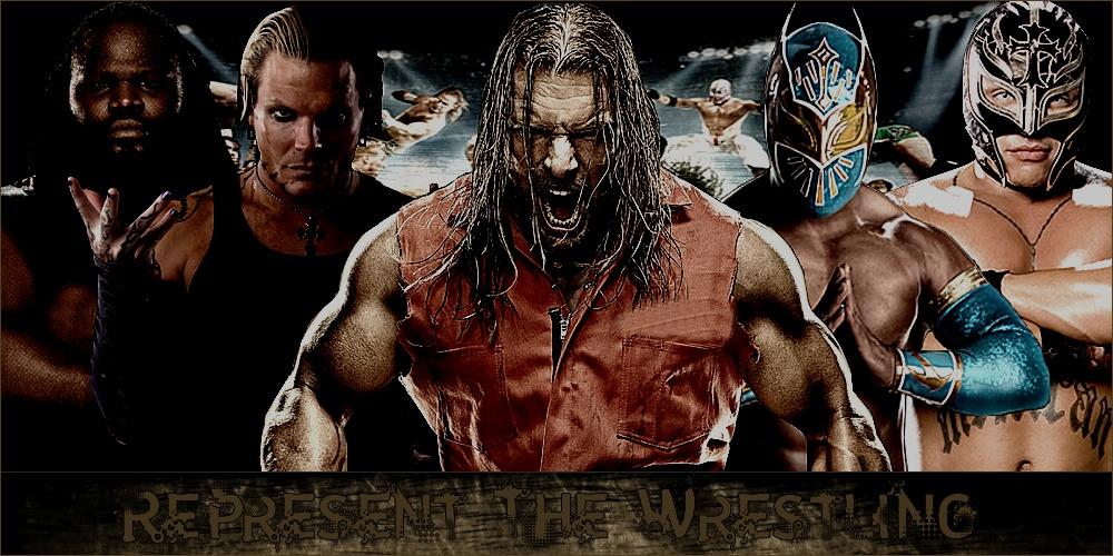 » Represent The Wrestling «
