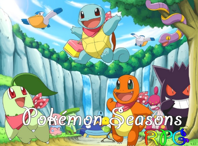 RPG Pokémon Seasons
