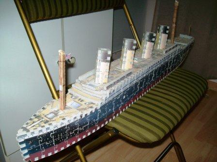 Puzzles Titanic Titani11